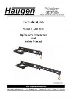MIJ 3000 Manual em